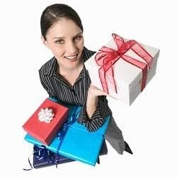 Небольшой подарок девушке