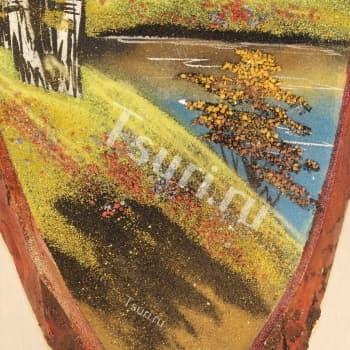 Подарок картина Золотая Осень