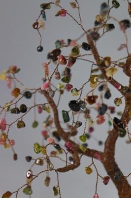 Сувенир из турмалина