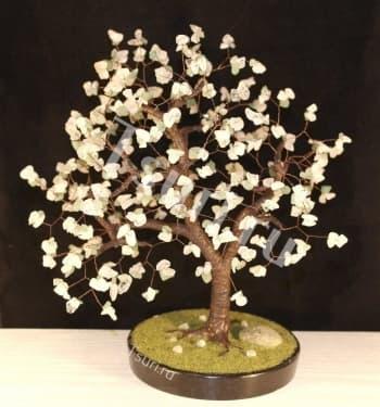 Цветущее Дерево Счастья из камня