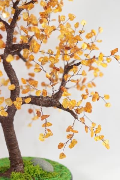 Янтарное дерево счастья