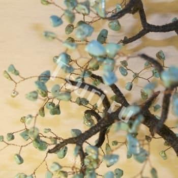 Дерево счастья Дерево Бирюзовое счастье