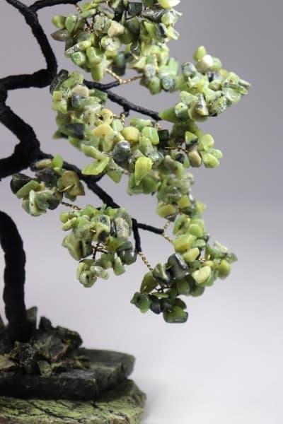 Дерево из камня Японская Сакура долголетия