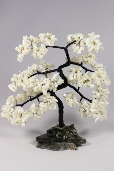 Дерево счастья из перламутра