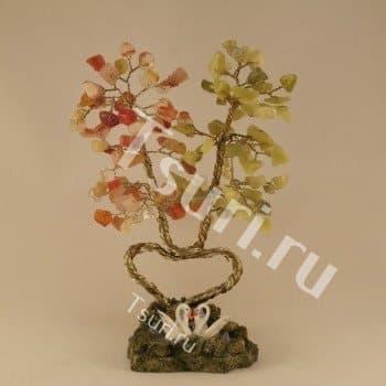 Райское Древо Любви из камня