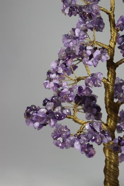 дерево из аметиста