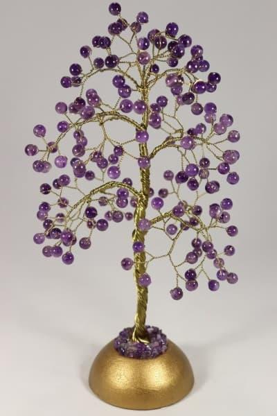 Дерево счастья из аметиста