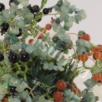 Цветы из камня Райская Смородина