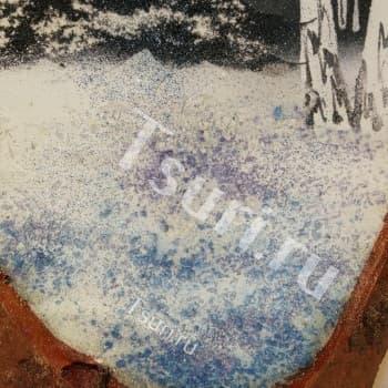 Подарок из камня Картина Зимушка