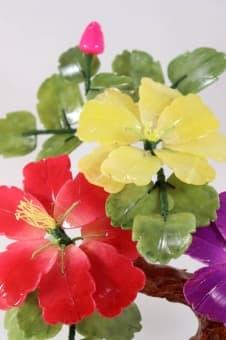 thumb_162001a1 Каменный цветок из самоцветов