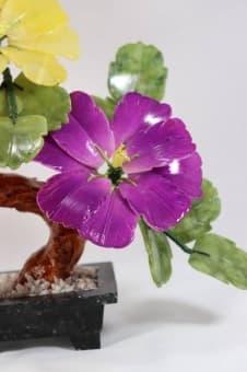 thumb_162001b1 Каменный цветок из самоцветов