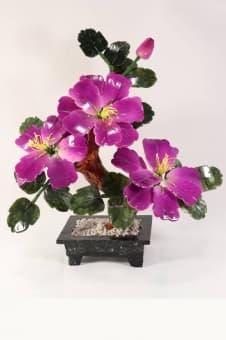 thumb_162003 Каменный цветок из самоцветов