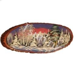 thumb_2965341 Картины из камня на срезе дерева
