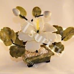 thumb_572419b Каменный цветок из самоцветов