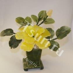 thumb_572420 Каменный цветок из самоцветов