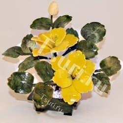 thumb_634081 Каменный цветок из самоцветов