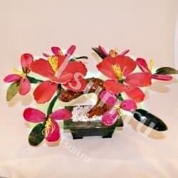 thumb_668090 Каменный цветок из самоцветов