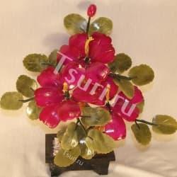 thumb_flowers46 Каменный цветок из самоцветов