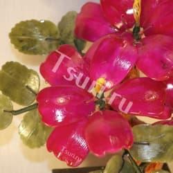 thumb_flowers47 Каменный цветок из самоцветов
