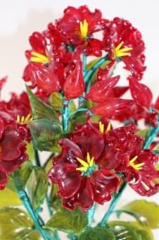 thumb_glass00219reda Цветы из цветного стекла авторские работы
