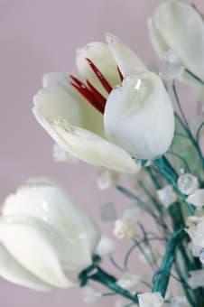 thumb_glass00233a Цветы из цветного стекла авторские работы
