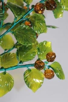 thumb_glass0056a Цветы из цветного стекла авторские работы