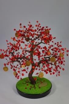 thumb_new_ru000231 Деревья из натуральных камней ручной работы