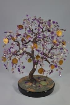 thumb_new_ru00234 Дерево счастья из камней для Близнецов
