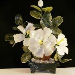 thumb_p10051 Каменный цветок из самоцветов