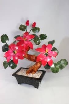 thumb_p14642 Каменный цветок из самоцветов