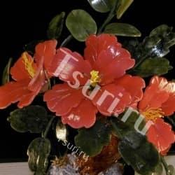thumb_p17017a Каменный цветок из самоцветов