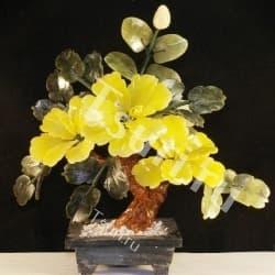 thumb_p6580 Каменный цветок из самоцветов