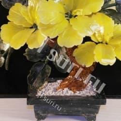 thumb_p6580a Каменный цветок из самоцветов