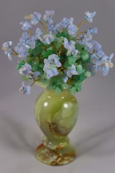 thumb_ru00213aq Каменный цветок из самоцветов