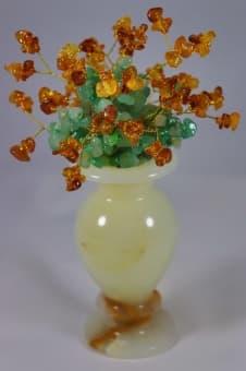 thumb_ru00215ya Каменный цветок из самоцветов