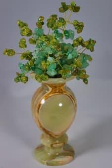 thumb_ru00305hr1 Каменный цветок из самоцветов
