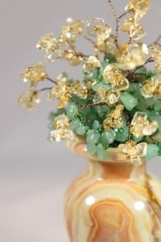 thumb_ru00400caa Каменный цветок из самоцветов