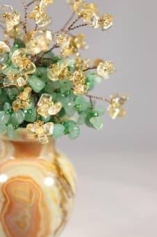 thumb_ru00400cab Каменный цветок из самоцветов