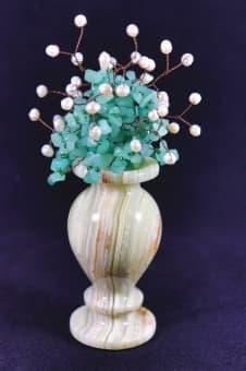 thumb_ru00402ga Каменный цветок из самоцветов