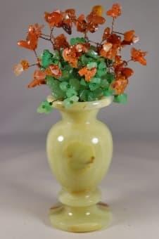 thumb_ru004067s Каменный цветок из самоцветов