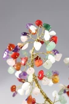 thumb_s0011300sama Подарок на 15 лет свадьбы дерево из хрусталя