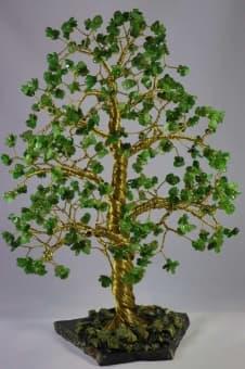 thumb_s00116n_a Деревья из натуральных камней ручной работы