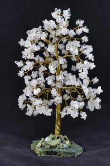 thumb_s00152h Подарок на 15 лет свадьбы дерево из хрусталя