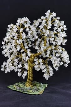 thumb_s00166h1 Подарок на 15 лет свадьбы дерево из хрусталя
