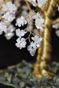 thumb_s00166ha1 Дерево счастья из натурального хрусталя