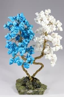 thumb_s00189h__  Сувенир символ любви дерево счастья