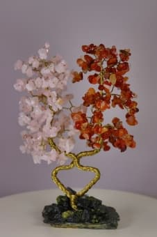 thumb_s00189sq1  Сувенир символ любви дерево счастья