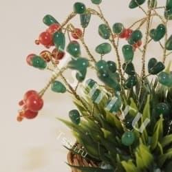 thumb_s00228kha Каменный цветок из самоцветов