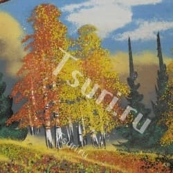 thumb_s1144323b Картины из камня на срезе дерева