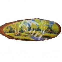 thumb_s1171325 Картины из камня на срезе дерева